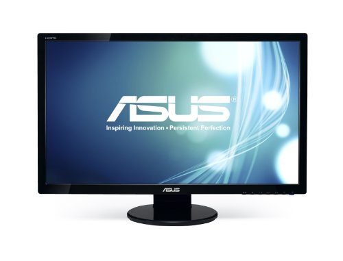 Asus VE276Q 27-Inch Full-HD LCD Monitor with Integrated Speakers