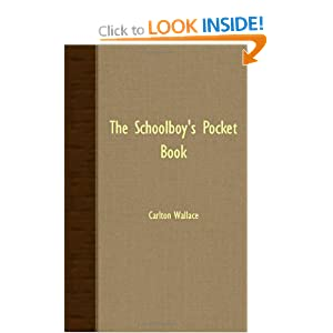 Amazon: The Schoolboy's Pocket Book