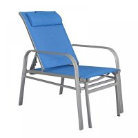 Adjustable Pool Chaise Lounge Chair Recliner Outdoor Patio ...
