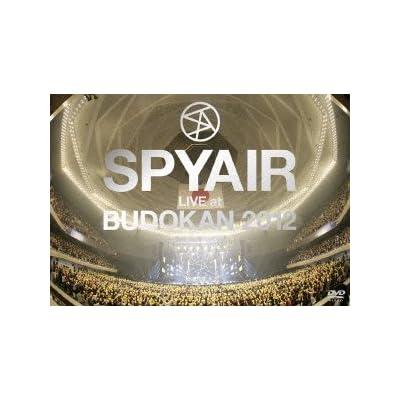 SPYAIR LIVE at 武道館 2012 [DVD]をAmazonでチェック!