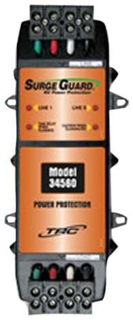 Amazon.com: TRC 34560 Surge Guard 50-Amp The inline surge protector that we use on our bus to protect our electrical systems from bad shore power or lightening storms.