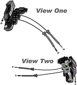 Amazon.com: APDTY 048105 Door Lock Actuator Motor w/Cables