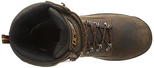 Danner Men S Crafter 8 Inch Plain Toe Work Boot Brown 11