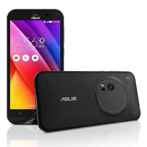 (SIMフリー) ASUS エイスース Zenfone Zoom ZX551ML (並行輸入品) (64GB, ブラック)