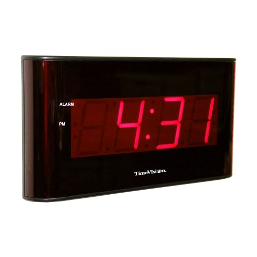 Digital Wall Calendar With Large Numbers