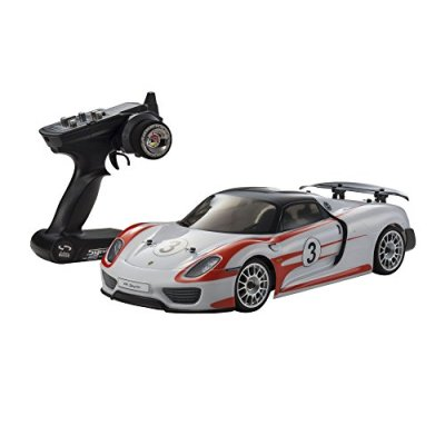 Kyosho-Fazer-VE-RS-Porsche-Spyder-918-Weissach-Edition-RC-Car