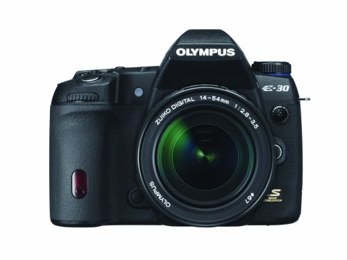OLYMPUS デジタル一眼レフカメラ E-30 レンズキット E-30LKIT