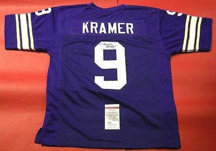 Tommy Kramer Jersey For Sale