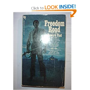Freedom Road - Old Bamtam Books Cover