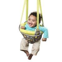 Amazon.com : Evenflo ExerSaucer Door Jumper, Up : Baby