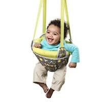 Amazon.com : Evenflo ExerSaucer Door Jumper, Up : Baby ...