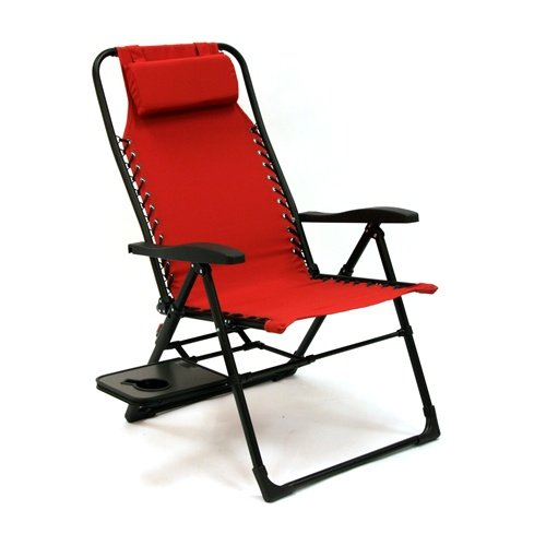 Companion Sunbrella AntiGravity Chair with Side Table