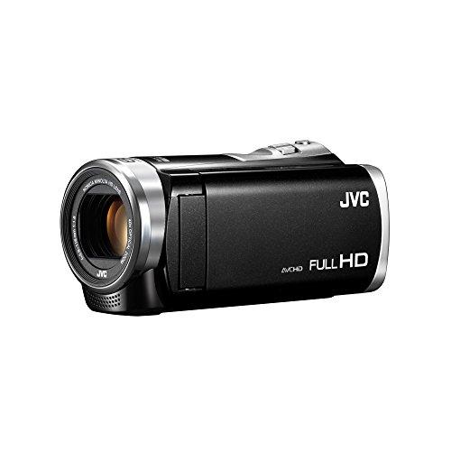 JVC Everio 8GB内蔵メモリー フルハイビジョンビデオカメラ GZ-E880 (ブラック(B))