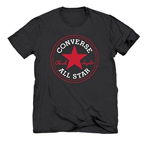 Converse Herren, T-Shirt, 08335C