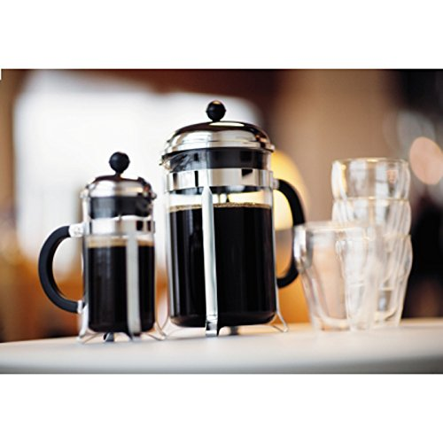 41uY%2BKEy%2BPL Bodum Stainless Steel French Press  Cup