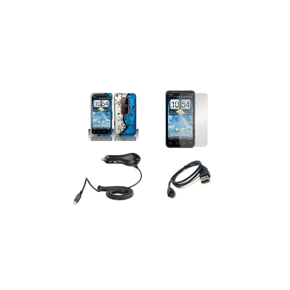 HTC EVO 3D / HTC EVO V 4G (Sprint / Virgin Mobile) Premium