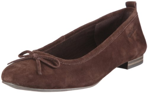 Tamaris Black 1-1-22112-26 Damen Ballerinas