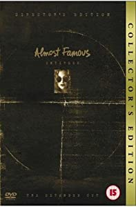 Almost Famous  Director's Extended Cut 2 Disc Collector's