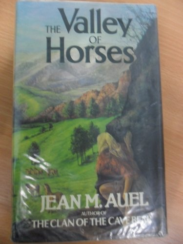 Cover of The Valley of Horses (Earth's Children) by Jean M. Auel