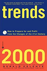 """Cover of """"Trends 2000: How to Prepare for..."""