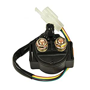 Amazon: NEW Starter Solenoid Relay Honda 1800 GL1800 Goldwing 2001 2002 2003 2004 2005 2006