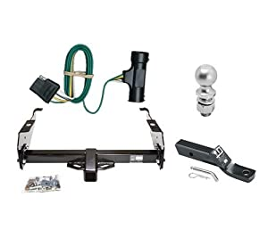 Amazon.com: Class 3 Trailer Hitch Tow Kit w/2