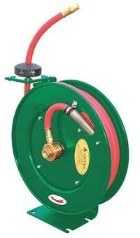 Speedaire 6WA68 Hose Reel, Air/Water: Air Tool Hose Reels ...