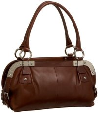Cheap Designer Handbags Sale: B. Makowsky Oslo Medium