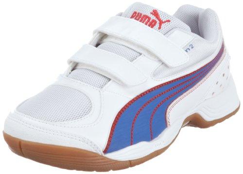 Puma Vellum II V Jr 102067 Unisex - Kinder Sportschuhe - Indoor