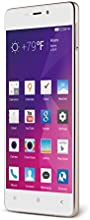 BLU Vivo Air Unlocked Cellphone, 16GB, White/Gold