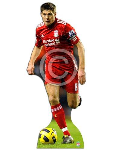 Best Value For Steven Gerrard Lifesize Cardboard Cut Out