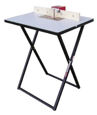 &$ Cheap Rousseau 3101 24 x 32 Folding Portable Router Table with ...