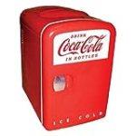 Koolatron KWC-4 Coca-Cola Personal 6-Can Mini Fridge for $49.99 + Shipping