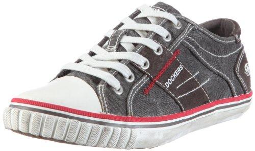 Dockers 306311-363024, Herren Sneaker, Grau (asphalt), EU 42