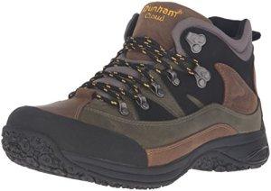 Dunham Men's Cloud Mid Cut Waterproof Boot,Grey,7 D