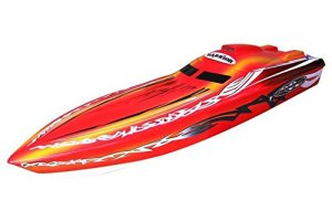 large scale gas powered rc boats