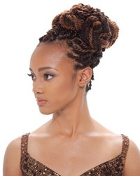 Janet Collection Afro Twist Braid Marley Crochet Hair (#M4 ...