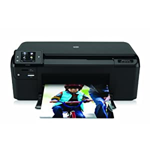 HP Photosmart D110A Wireless e-All-in-One Printer (CN731A#B1H)