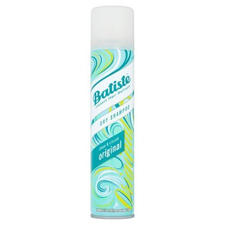 Batiste Dry Shampoo, Clean and Classic, 6.73 Ounce