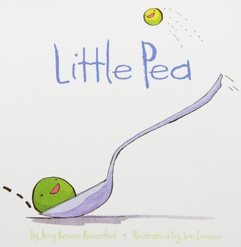 A Little Books Boxed Set Featuring Little Pea, Little Hoot, Little Oink: Amy Krouse Rosenthal, Jen Corace: 9780811870542: Amazon.com: Books