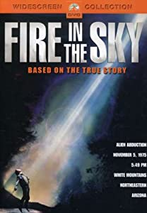 "Cover of ""Fire in the Sky"""