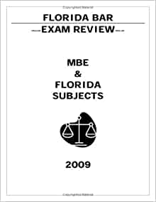 Florida Bar Exam Review: PaulLaw: Amazon.com: Books