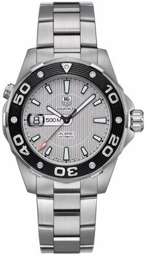TAG Heuer Men's WAJ2111.BA0870 Aquaracer 500 M Mens Automatic Watch