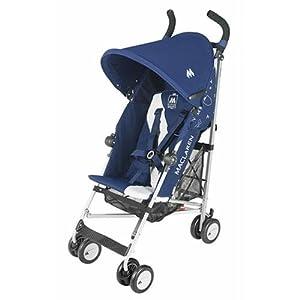 Maclaren Triumph Stroller, Medieval Blue