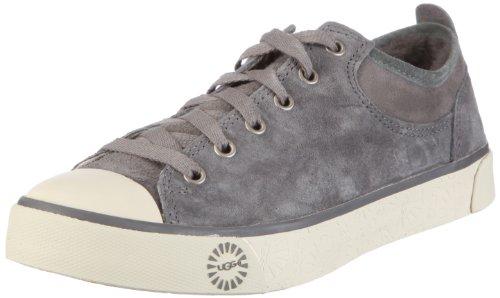 UGG W's Evera 1888, Damen Sneaker, Grau (PEWTER), EU 41 (US 10)
