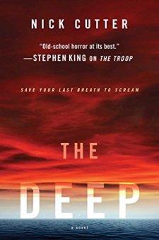 The Deep by Nick Cutter| wearewordnerds.com