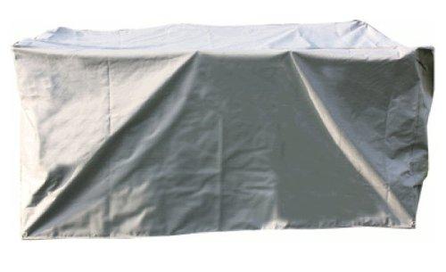 Schutzhülle Abdeckhaube für Tisch 174 x 104 x 71cm eckig (948) mit 1 x MLG-Kugelschreiber