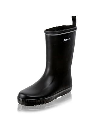 Tretorn Women's Skerry Rain Boot (Black Phantom)