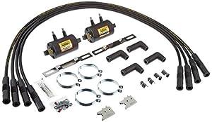 Amazon.com: ACCEL 140403K Black Ignition Coil Kit: Automotive