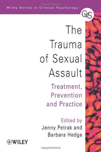 The Trauma of Sexual Assault: Treatment, Prevention and Practice